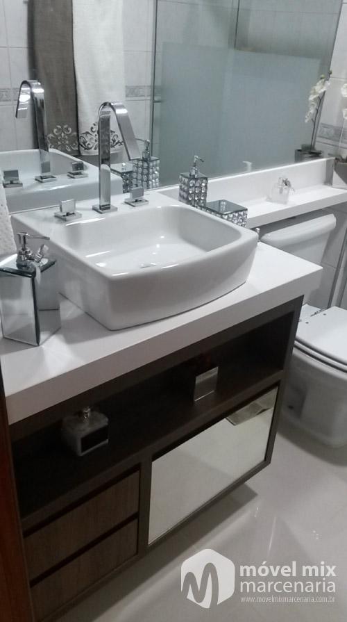 Movel De Banheiro Planejado : M?vel mix marcenaria